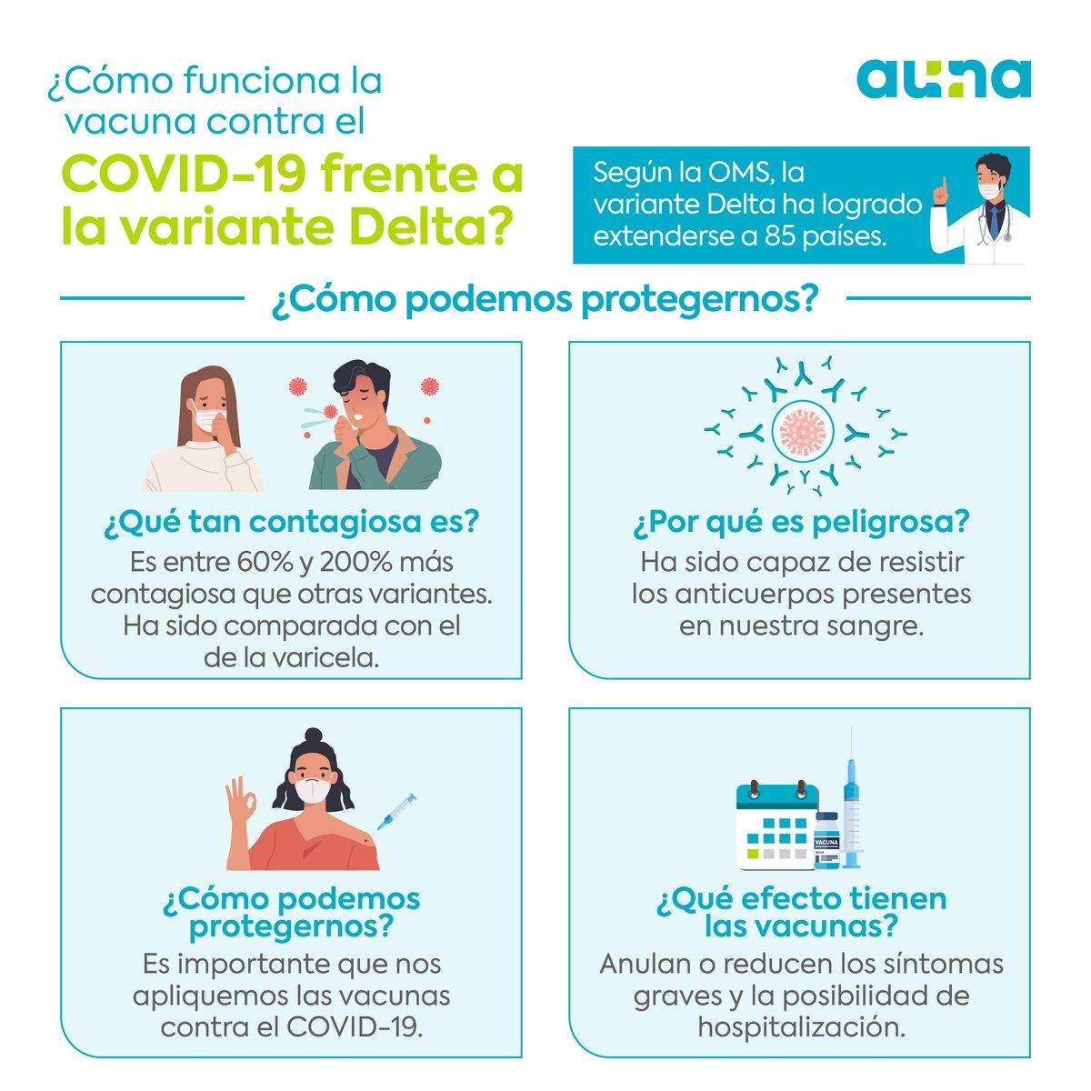 variante delta vacunas
