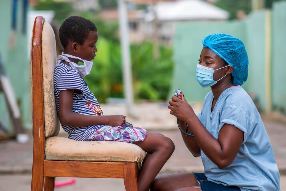 vacunas en Sudáfrica
