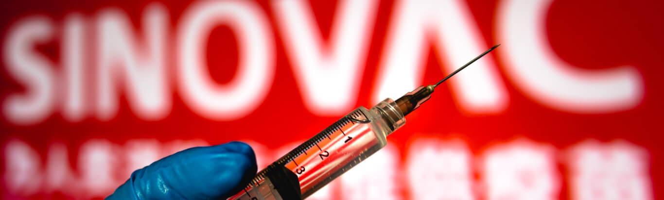 efectividad de las vacunas sinovac